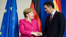 Regierung vereinbart mit Spanien Rückführung von Flüchtlingen