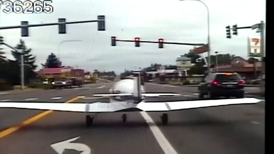 Crashpilot verhindert Unfall in höchster Not