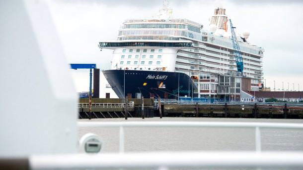 Rund 250 Tests bei Besatzungsmitgliedern negativ