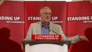 Brexit erschüttert die Labour-Partei