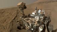 Unermüdlich im Dienst der Wissenschaft: Der Curiosity-Rover der Nasa