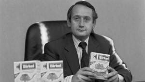 Nudel-Unternehmer Klaus Birkel gestorben