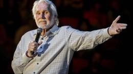 Country-Sänger und Grammy-Gewinner Kenny Rogers ist tot