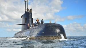 Gibt es noch Hoffnung für das verschollene U-Boot?