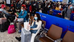 Chinesische Metropole Wuhan unter Quarantäne
