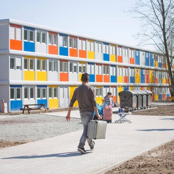Wohncontainer In Berlin