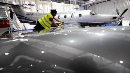 Neun Tote bei Flugzeugabsturz
