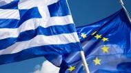 Griechenland und EU streiten über einen Schuldenschnitt