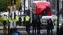 Londoner Polizei ermittelt wegen Terrorverdachts
