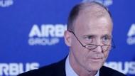 Airbus stellt Anzeige wegen mutmaßlicher Ausspähung