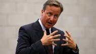 Cameron will Flüchtlinge direkt von Syriens Grenzen holen