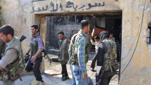 Weiter Kämpfe um Aleppo und Damaskus