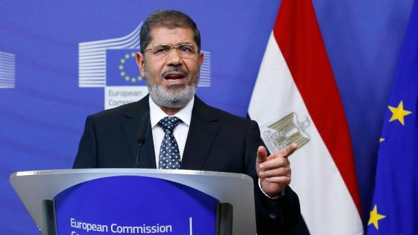 Mursi: Amerika muss gegen Film vorgehen