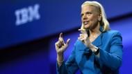 IBM-Chefin Ginni Rometty forcierte den teuersten Zukauf in der Unternehmensgeschichte.