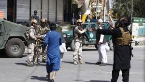 Mindestens 14 Tote bei Selbstmordanschlag in Moschee