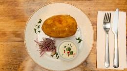 Pisco Sour und Ceviche