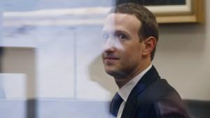 Der demütige, liebenswerte Zuckerberg
