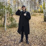 Der Schauspieler Alexander Wertmann im Dezember 2020 in Berlin.