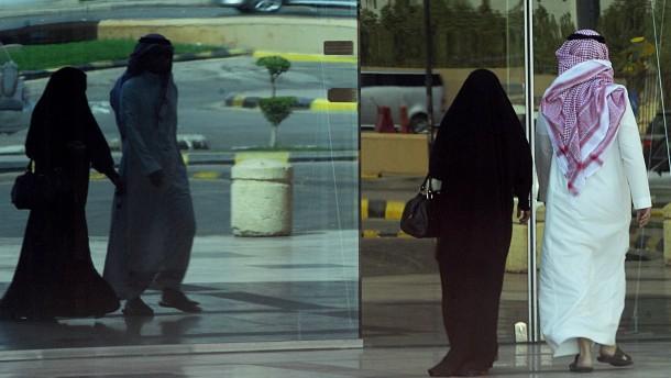 Saudi-Araberin kämpft um Heirat mit ihrem Geliebten