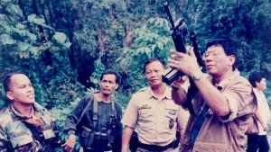 Die Lambada Boys des Präsidenten