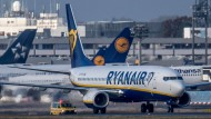 Streitfall: Die Lufthansa stört sich daran, dass Fraport dem Neukunden Ryanair gewisse Rabatte gewährt - und verlangt sie auch für den eigenen Konzern