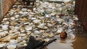 Illegale Müllexporte auch aus Deutschland?