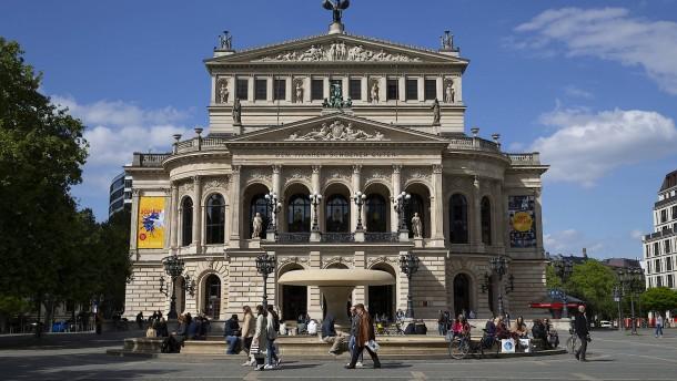 Frankfurter Bühnen bis Ende Januar geschlossen