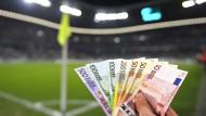 Bayern und Dortmund kassieren die meisten TV-Gelder