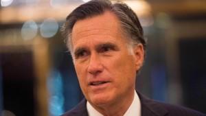 Romney winkt neue Machtbasis als Senator
