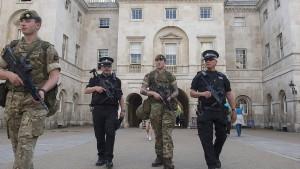 Briten stoppen Weitergabe von Informationen an Amerika