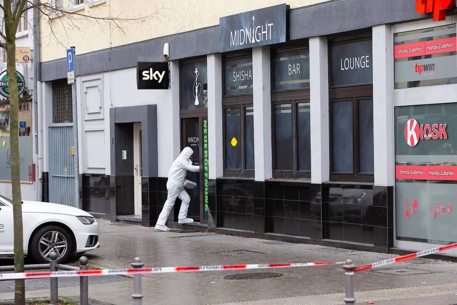 Bilderstrecke zu: Attentat in Hanau: Wie Shisha-Bars zum