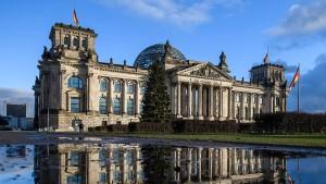 Wie der Bundestag den Reichstag verhüllte