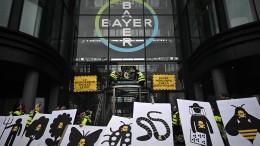 Monsanto führte in sieben Ländern Listen mit Gegnern