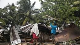 """""""95 Prozent der Insel sind zerstört"""""""