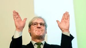 Partsch bleibt Oberbürgermeister