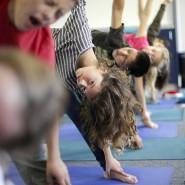 Yoga ist nie schlecht – jedoch muss das Kind auch mitmachen wollen.