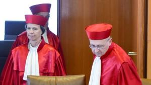 Richter zweifeln am Betreuungsgeld