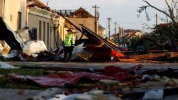 Tote und Verletzte nach Tornado