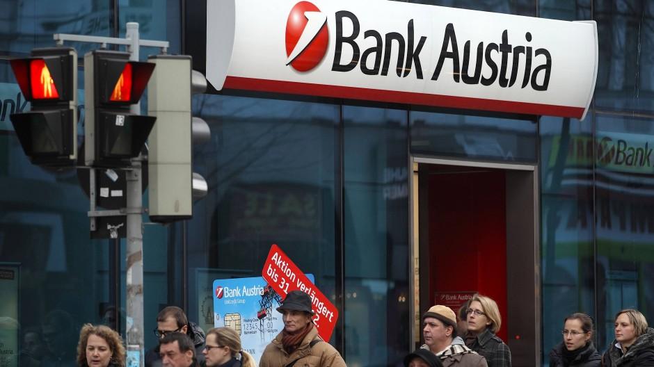 Bank Austria in Wien