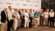 """Lindauer Kernanliegen: 2015 verabschiedeten Laureaten im Rahmen der Tagung der Nobelpreisträger die """"Mainauer Deklaration"""" zum Schutz des Klimas."""