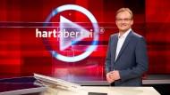 ARD-Moderator Frank Plasberg diskutierte mit seinen Gästen am Montag über die Qualität von Tiefkühlkost