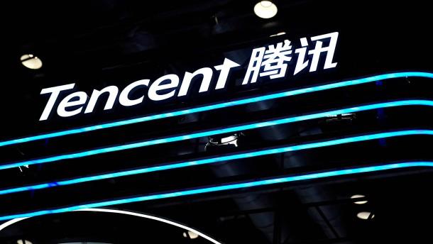 Chinesischer Internet-Riese Tencent setzt auf Frankfurter Firma