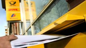 Das Kartellamt wirft der Post Preisdumping vor