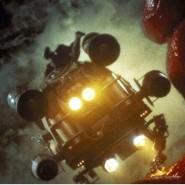 """Tiefkörpertaucher: Ein geschrumpfter Mensch leuchtet im Film """"Die Reise ins Ich"""" in seinem geschrumpften U-Boot die Blutbahnen aus."""
