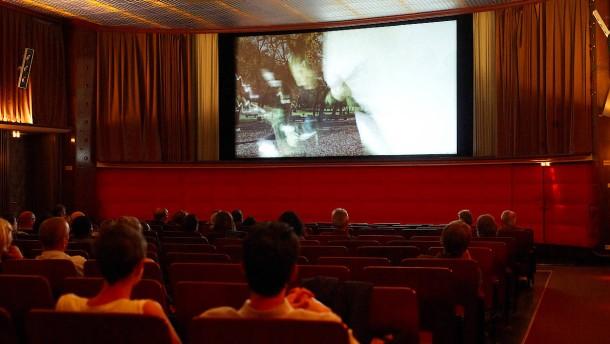 Wie ein Start-up das Kino retten will