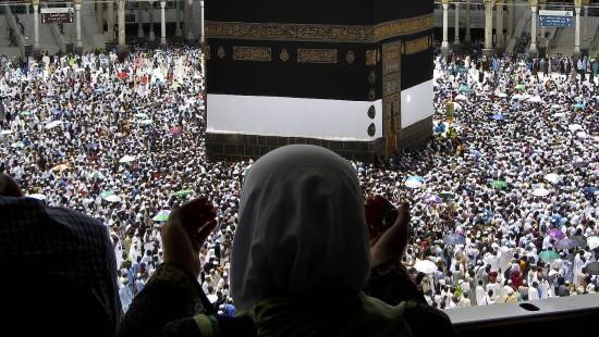 Pilger dürfen nicht mehr nach Mekka