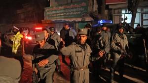 Anschlag auf Ausländer in Kabul - 21 Tote