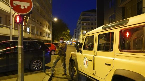 Schüsse auf Priester in Lyon