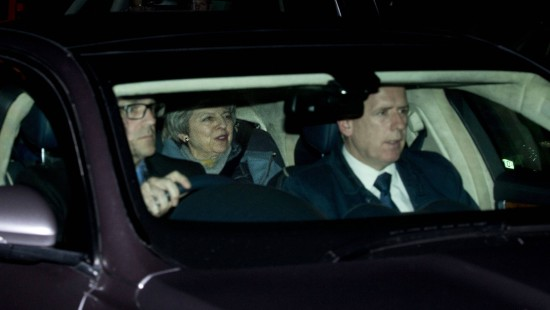 Großbritannien und EU einigen sich auf Backstop-Ersatz