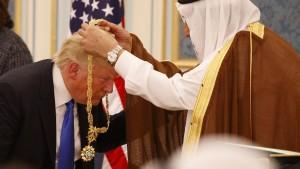 Ein Präsident nach ihrem Geschmack